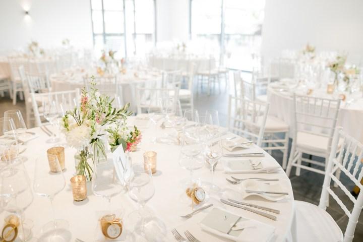 Tischdekoration Hochzeit Hochzeitsreportage Hochzeit Weingut