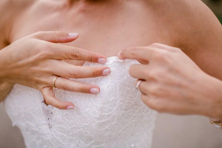 Hochzeitsreportage Braut