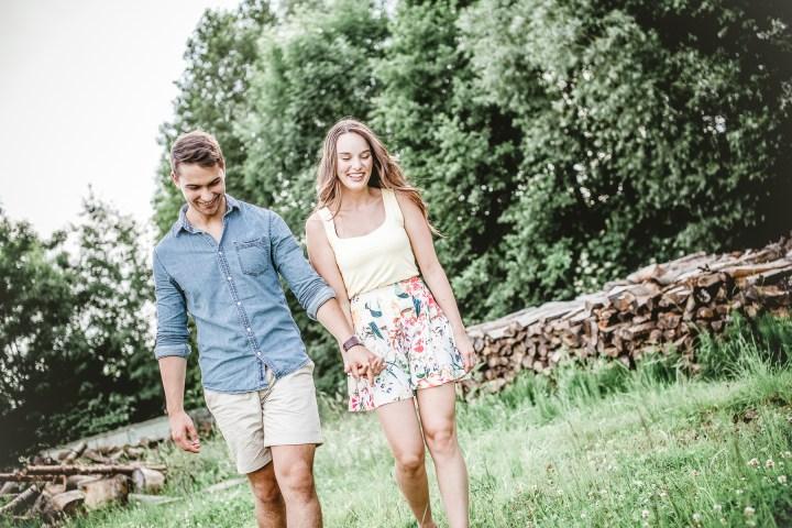 Paarshooting Paarfotos Verlobungsfotos Ludwigsburg Michaela Klose Fotografin