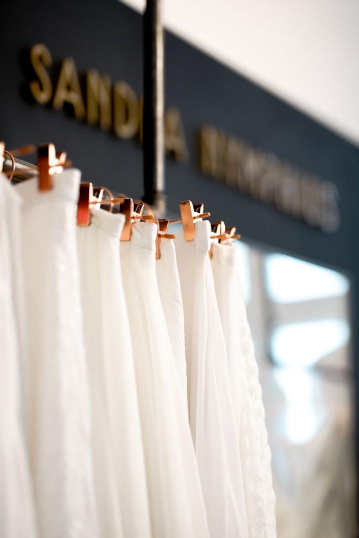 Traum in Weiß // Zu Besuch bei Brautkleiddesignerin Sandra Nymphius
