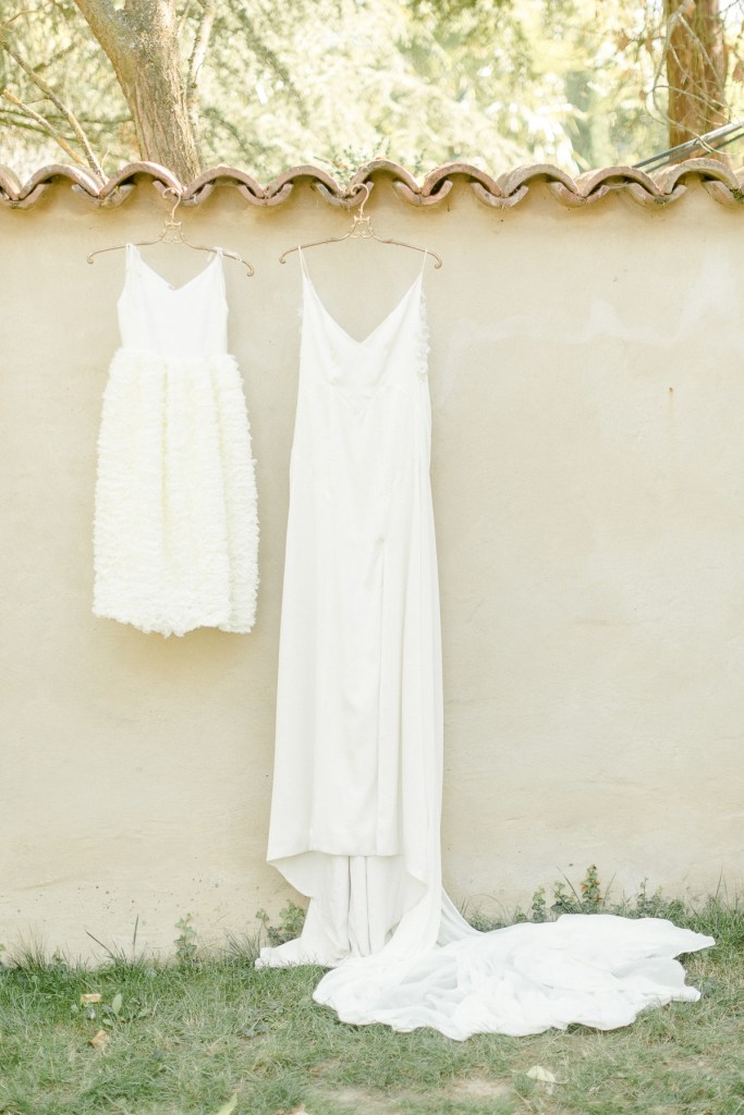 Brautkleid Blumenmädchen Kleid