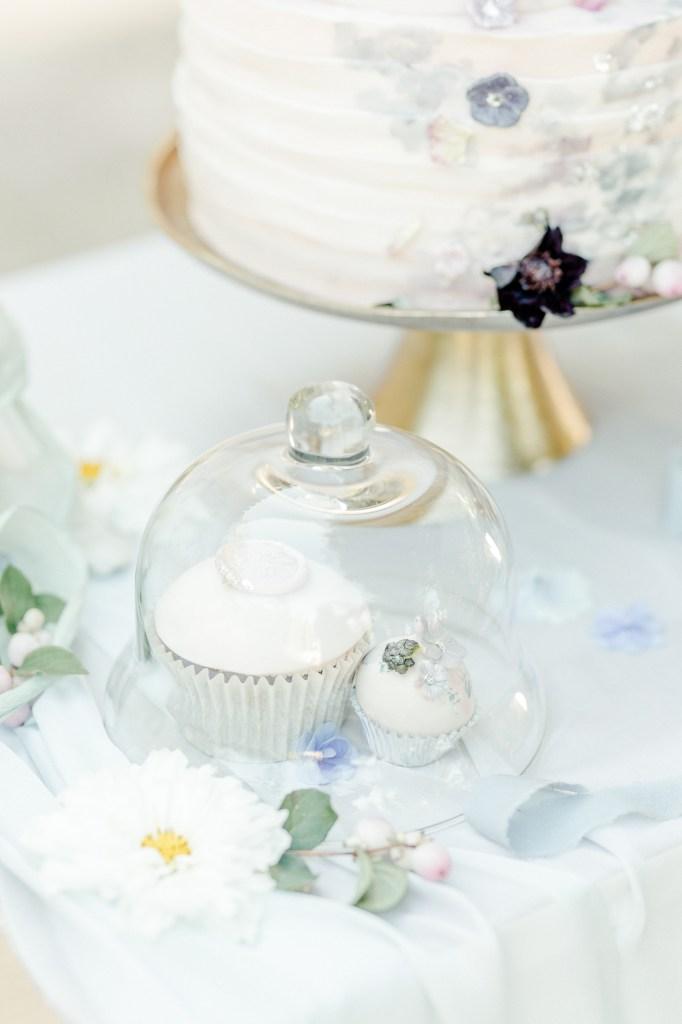 Hochzeitstorte für die Fine Art Hochzeit