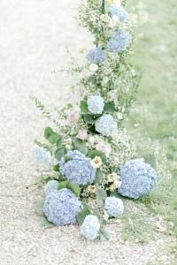 Freie Trauung Fine Art Hochzeit Traubogen Blumen