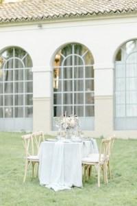 Hochzeitsreportage Dinner unter freiem Himmel Pfalzhochzeit Michaela Klose