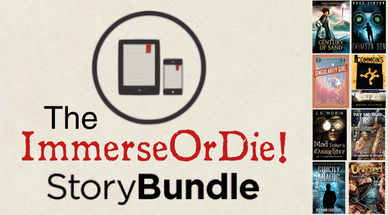 April ImmerseOrDie StoryBundle