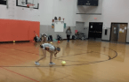 It Gets Hilarious When A Softball Pitcher Crashes A Dodgeball Game