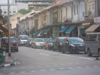 A Part of Little India