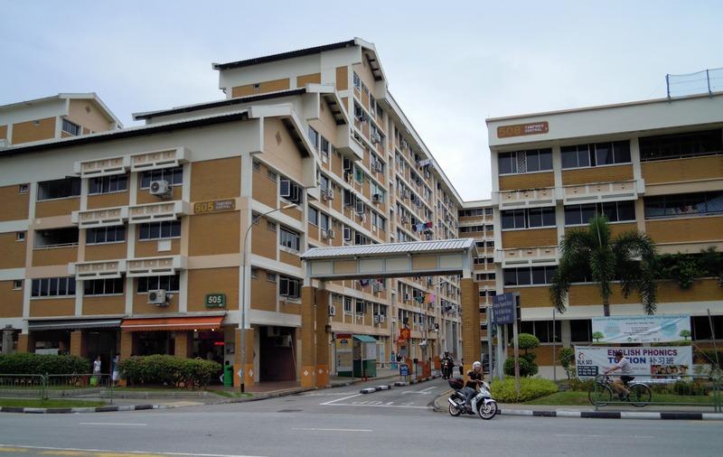 Appartment complex
