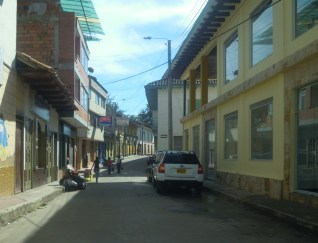 street miraflores
