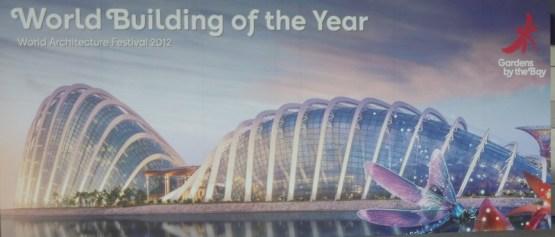 World Bldg of year