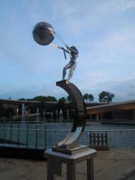 Art is everywhere in Singapore