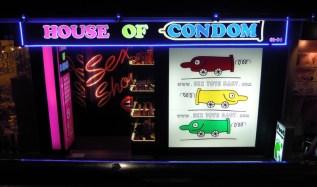 A sex shop with a sense of humor.