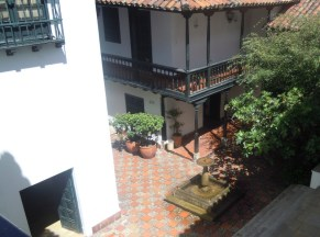 view of house