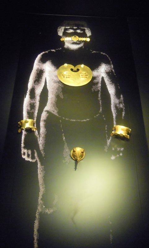 Bogotá's Gold Museum - Museo del Oro