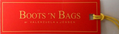 boots N bags label 400