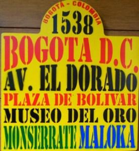 a 400 sign2 bogota