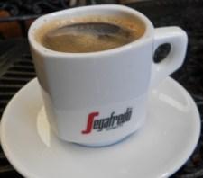 El Altillo coffee cup 320