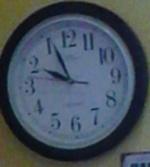 El Ingles backward clock