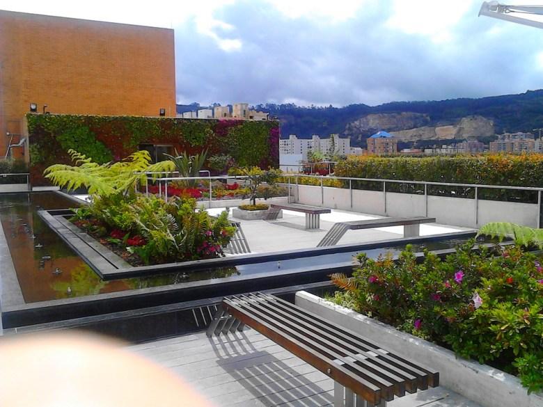 Grun roof garden #3