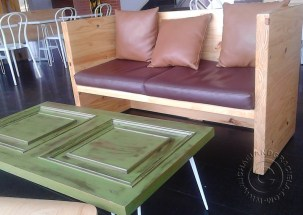 Unique coffee tables at Grun