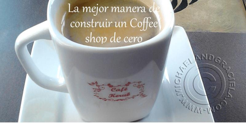 Spanish best way to build coffee shop 800
