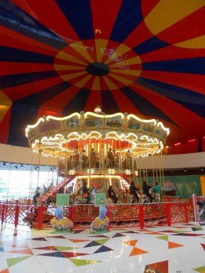 Fontanar carousel