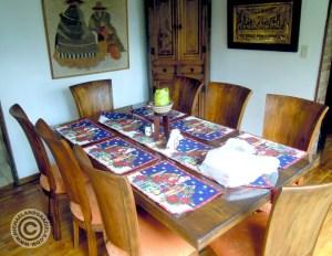 Bogota Colombia furniture rustic
