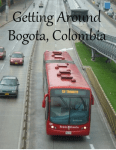 Getting around bogota twitter