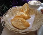 Brot pan de yucca