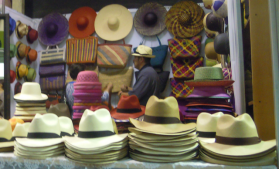Oh yes, hats galore