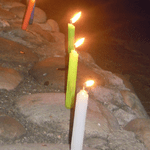 Photo of the Week - Día de las Velitas (Day of little Candles)