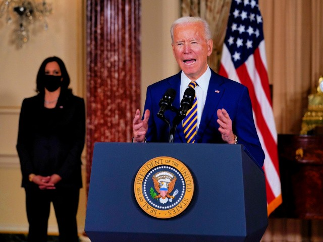 Biden's Pentagon: Syria Bombing Legal Under U.N. Law