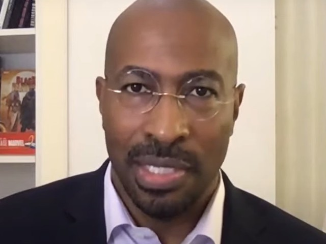 CNN's Van Jones: 'Suicide' for Democrats if They Don't Pass Minimum Wage Hike