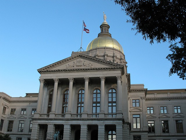 Georgia State Senate Passes Bill Requiring Photo ID for Absentee Voting