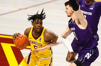 Gophers can't hold lead in 67-59 loss to Northwestern