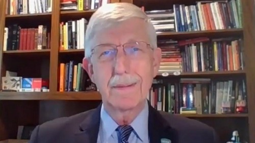 NIH Director: Masks 'Still Important' Post-Vaccination, 'Even If We're Overdoing It, That's Fine'