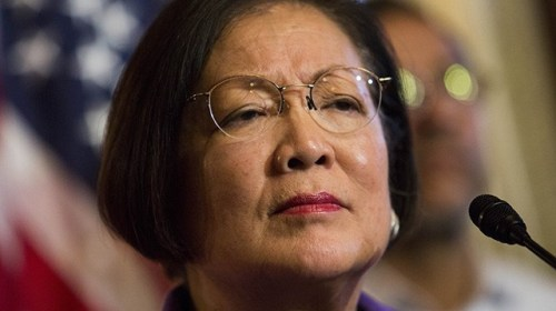 Hirono: If GOP Obstructs Biden's Major Bills Dems Will Ditch Filibuster