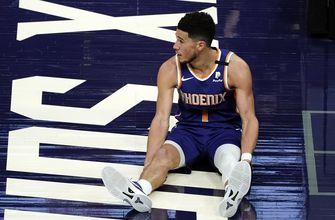 Injured Booker won't play in All-Star Game