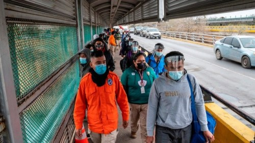 Report: Border Crossers Released into U.S. by Biden Officials Test Positive for Coronavirus