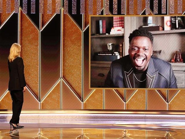 Tech Glitch Hits Golden Globes as Daniel Kaluuya's Audio Cuts Out During Acceptance Speech
