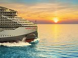Virgin Voyages unveils its third cruise ship - Resilient Lady, which will be based in Athens