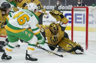 Wild can't solve Marc-Andre Fleur in 5-1 loss to Vegas