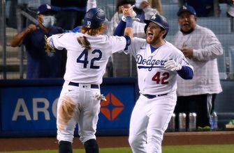Dodgers mount comeback vs. Rockies for sixth-straight win