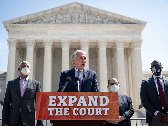 Ed Markey: Four Additional Biden-Appointed Supreme Court Justices Will 'Reflect the Values' of Americans