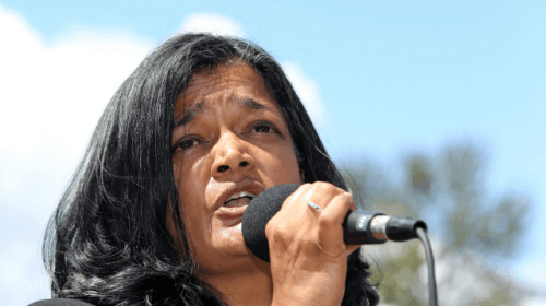 Jayapal: Biden Needs to Keep Promise to Raise Refugee Cap 'Right Now'