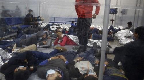 Joe Biden Now Describes Migrant Rush on the Border as a 'Crisis'