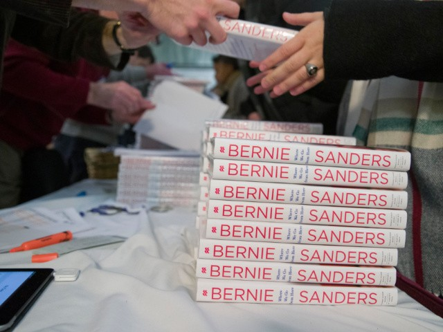 WaPo Accuses GOP of Boosting Book Sales While Ignoring Bernie Sanders Used Same Method