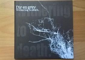 Withering to death. - Dir en grey