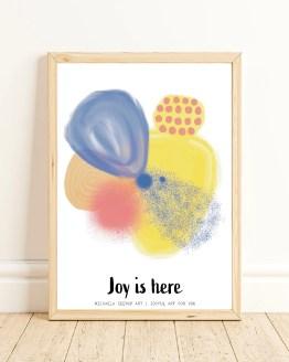Joy is here