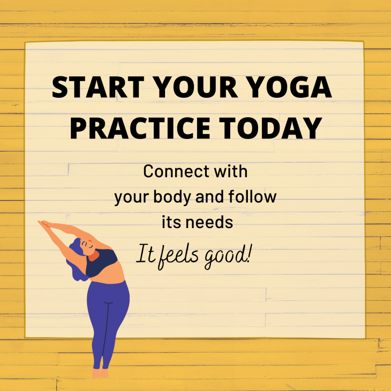How to Start a Yoga Practice and a List of 7 Common Yoga Styles